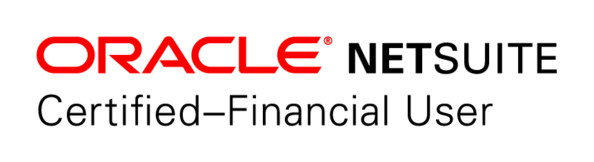 NetSuite Certified Financial User