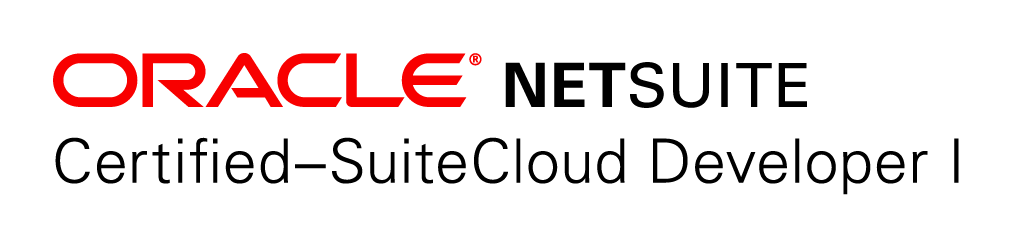 NetSuite Certified SuiteCloud Developer