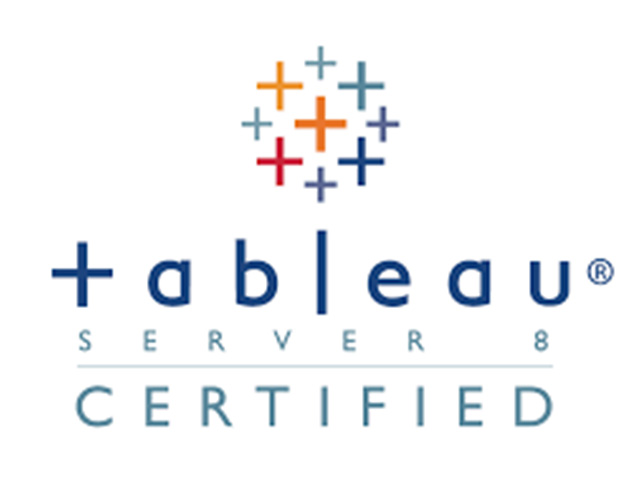 Tableau Server Qualified Associate Professional