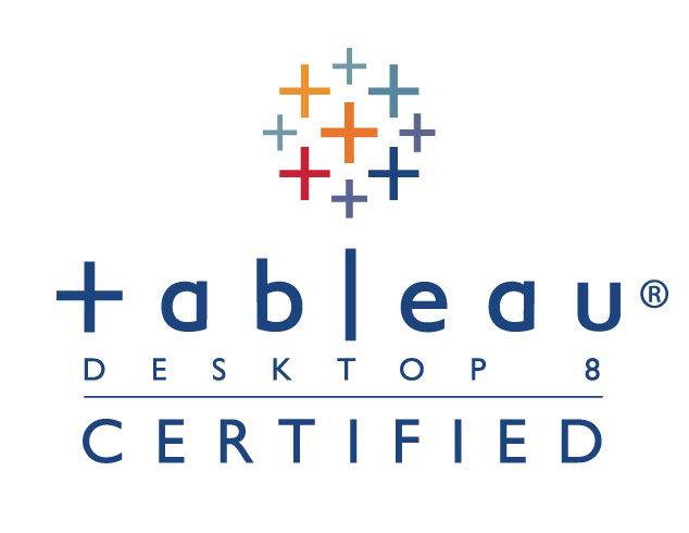 Tableau Desktop Qualified Associate Professional