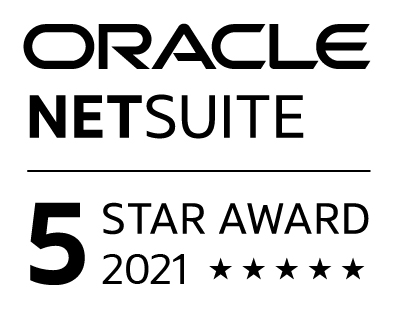 "Introv gained Oracle NetSuite ""5-Star Partner Award"" for 4 Consecutive Years (2018-2021)"
