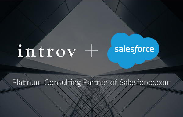 Introv Limited – Platinum consulting partner of Salesforce.com