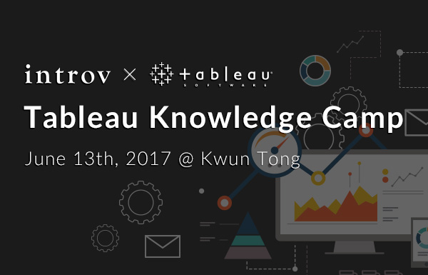 Private Event: Tableau Knowledge Camp (June 30th, 2017) – TEST