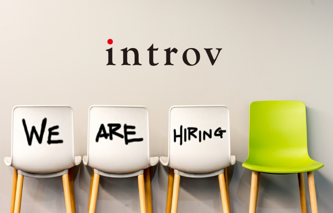 We're seeking talented individuals to join our team!