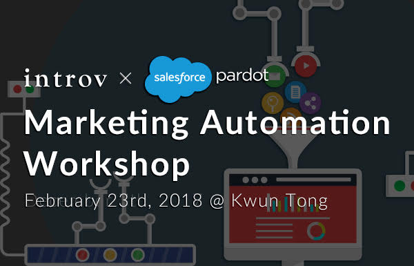 Marketing Automation Workshop (February 23rd, 2018)
