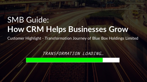 SMB Guide: How CRM Helps Businesses Grow