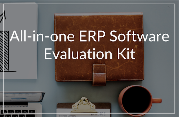 All-in-one ERP Software Evaluation Kit