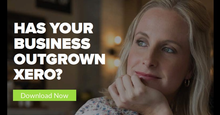 Whitepaper: Has Your Business Outgrown Xero?