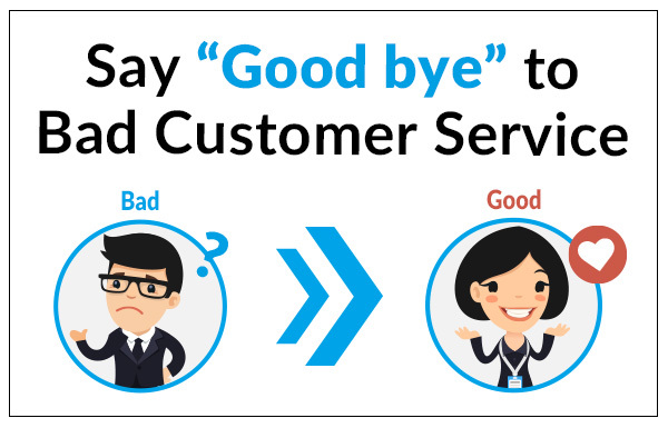 Bad Customer Experience