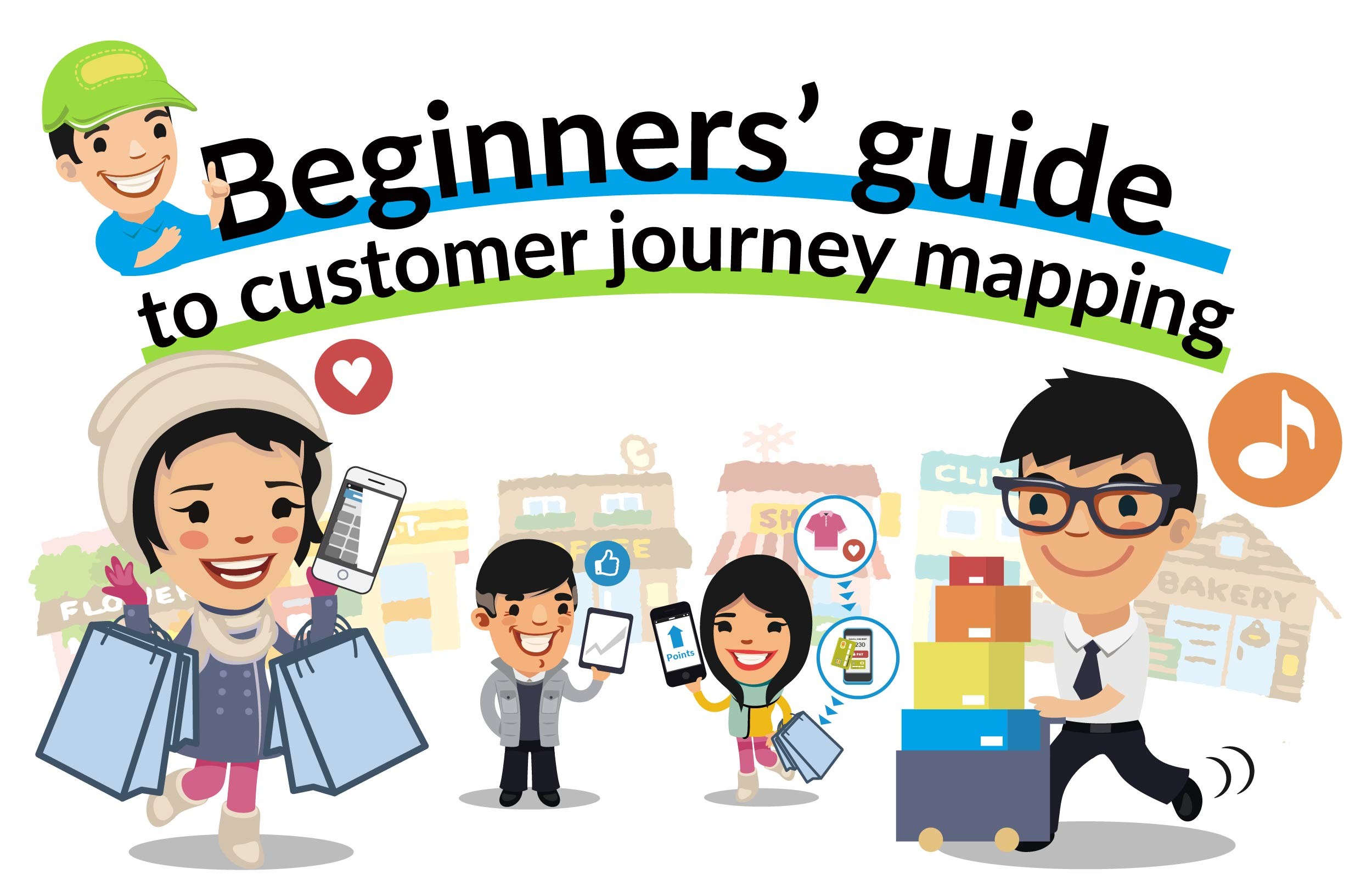 Beginners' Guide To Customer Journey Mapping