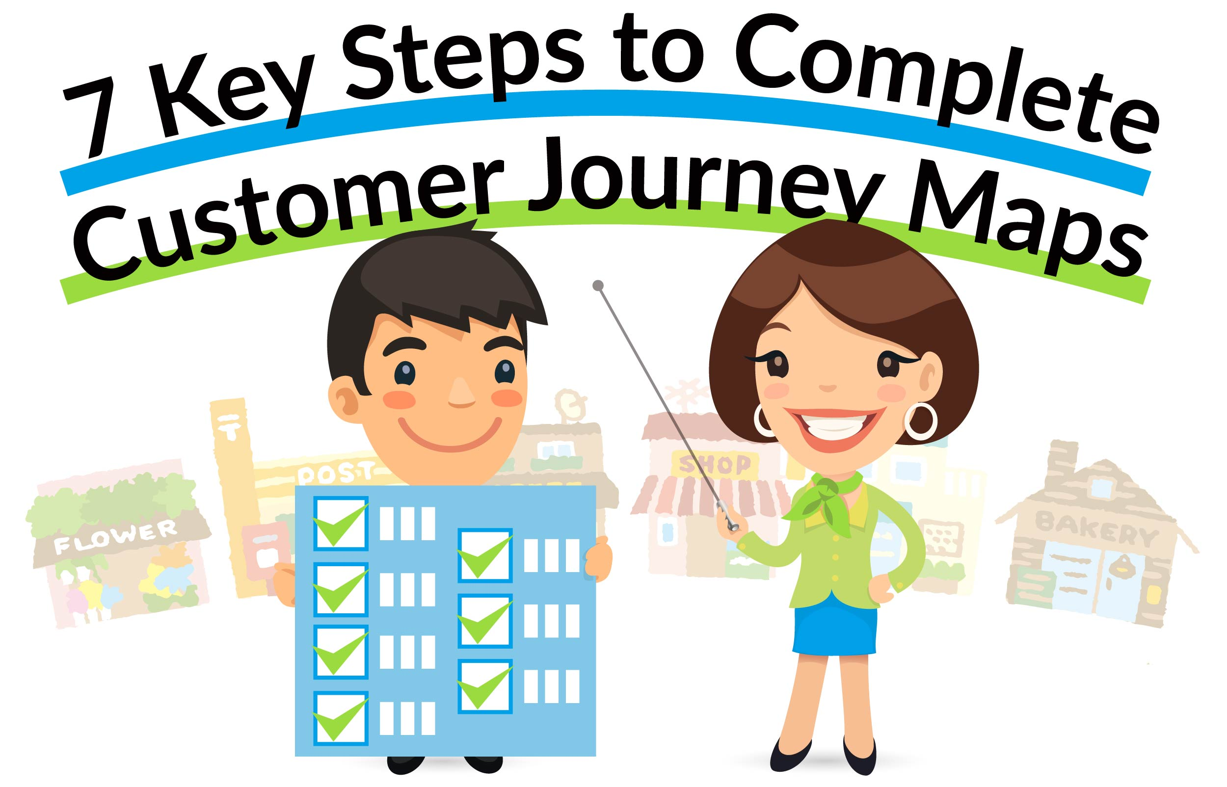 7 Key Steps to Complete Customer Journey Maps