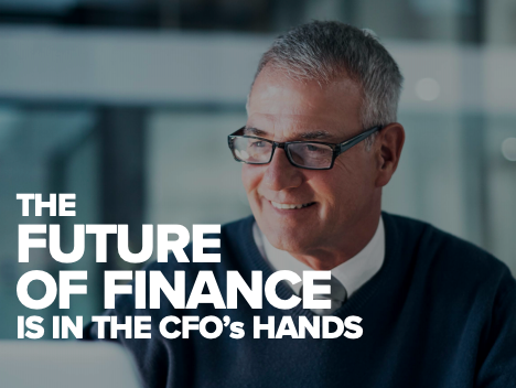 Whitepaper: The Future of Finance is in the CFO's Hands