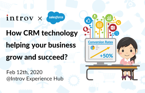 How CRM technology helping your business grow and succeed? (February 12th, 2020)