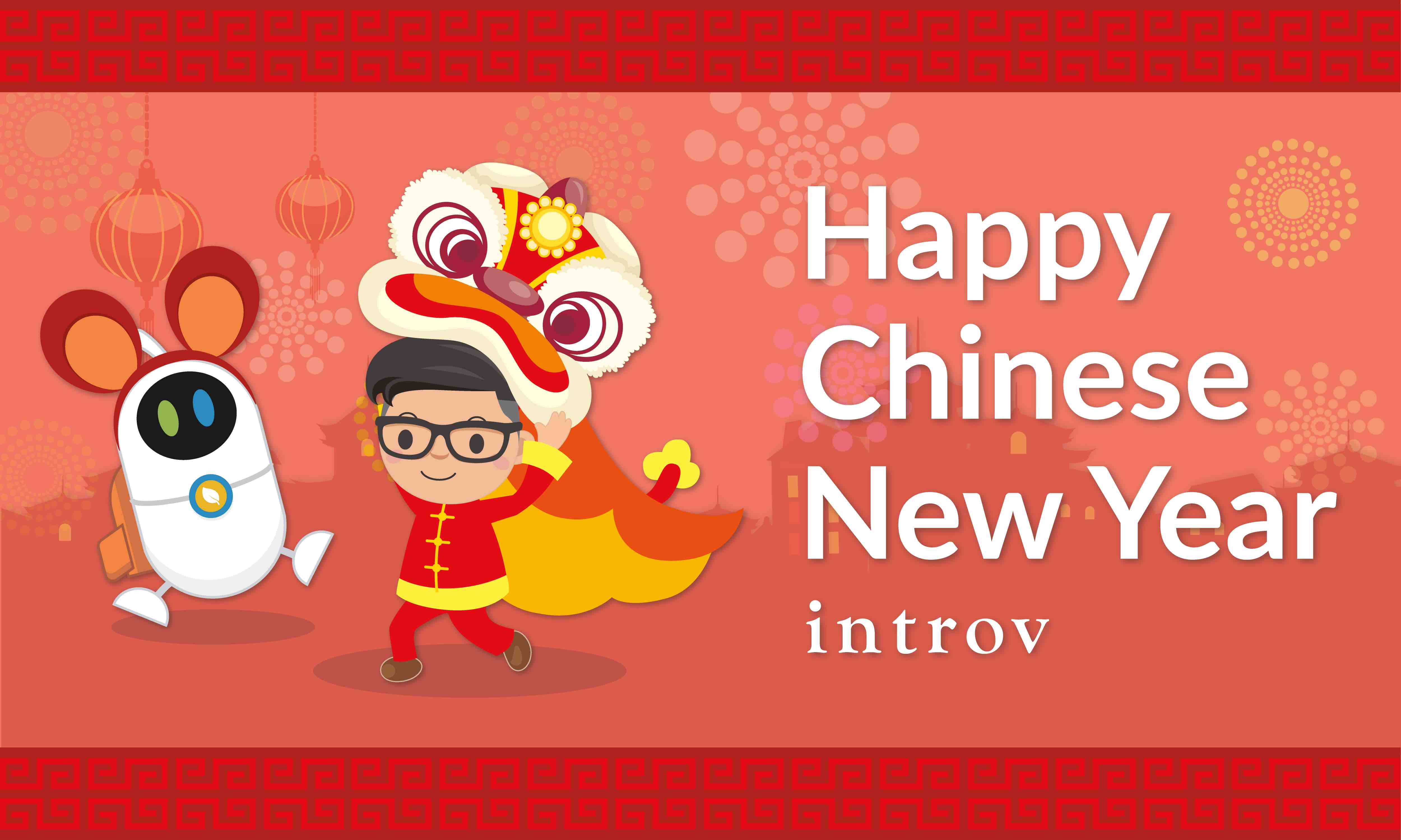 Wishing you a Happy Chinese New Year!