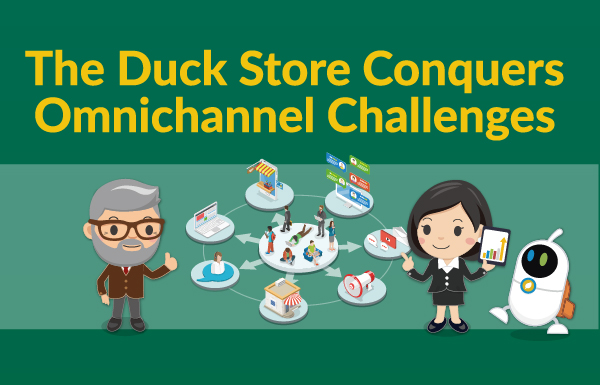 Whitepaper: The Duck Store Conquers Omnichannel Challenges