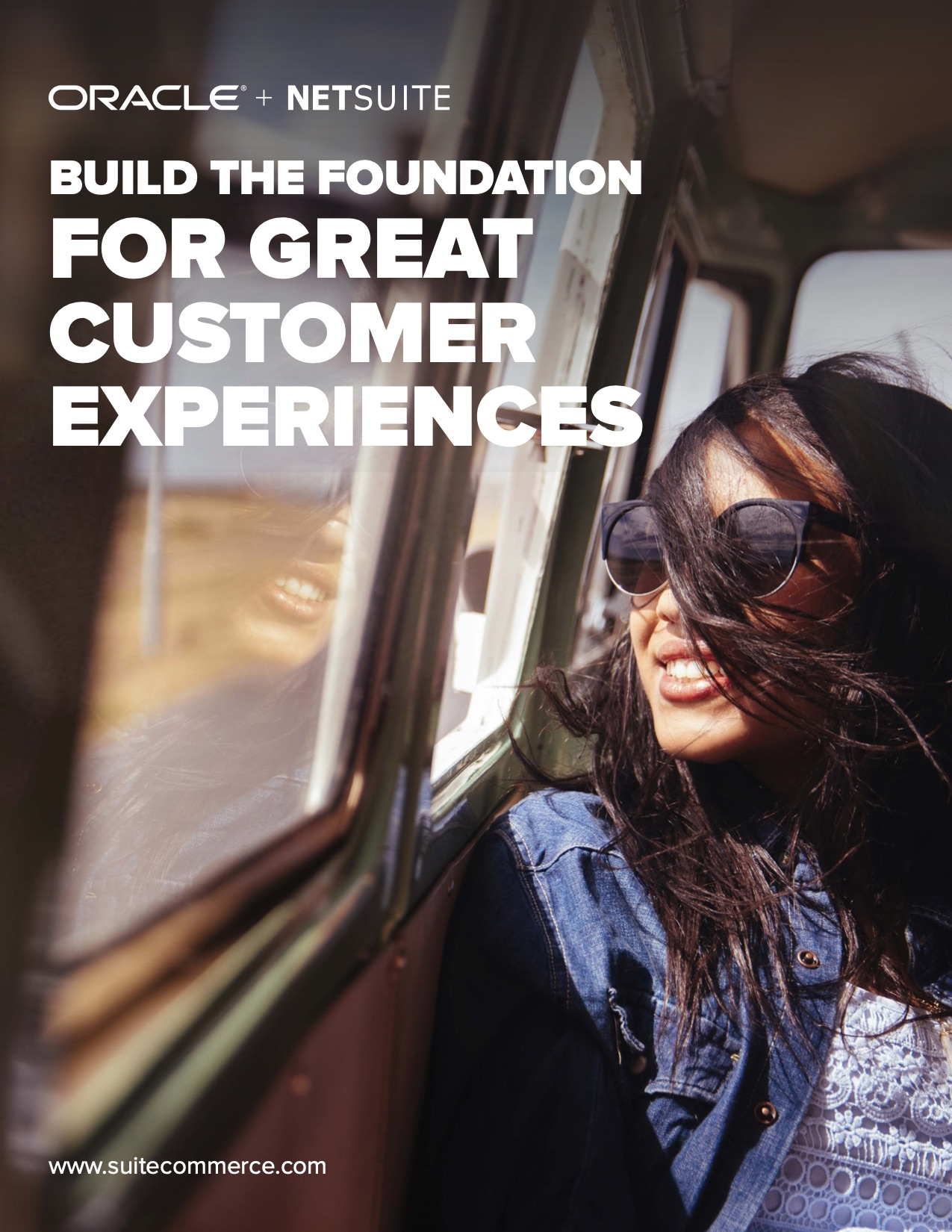 Whitepaper: Build the Foundation for Great Customer Experiences