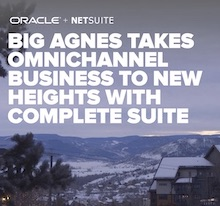 Whitepaper: Big Agnes Takes Omnichannel Business to New Heights with Complete Suite