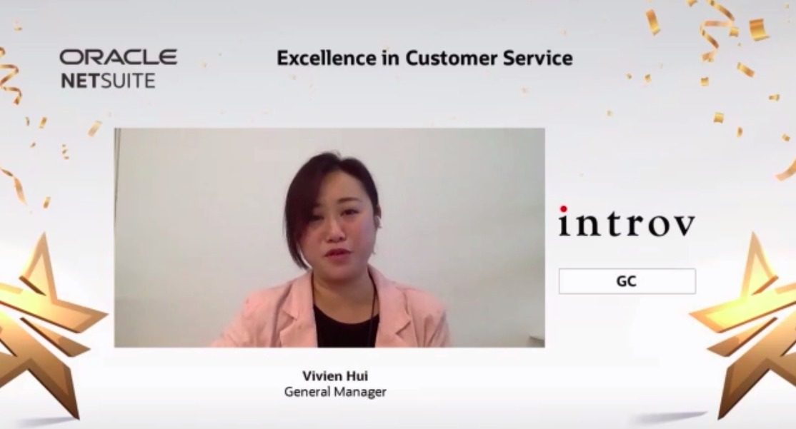 Dual Recognition Attained from Oracle NetSuite: 5-Star Partner & Excellence in Customer Service