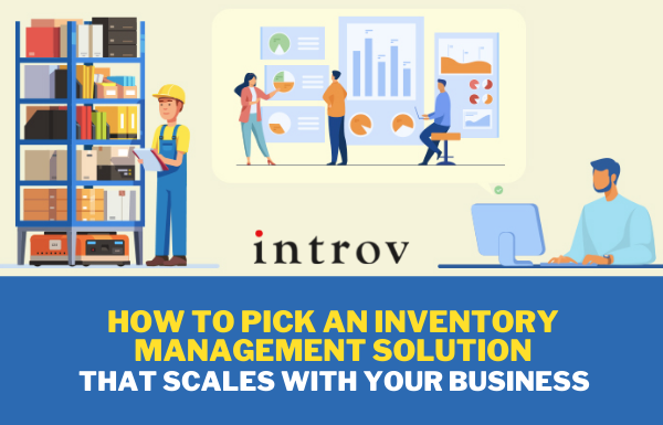 Warehouse Inventory Management System (WMS) That Scales With Your Business