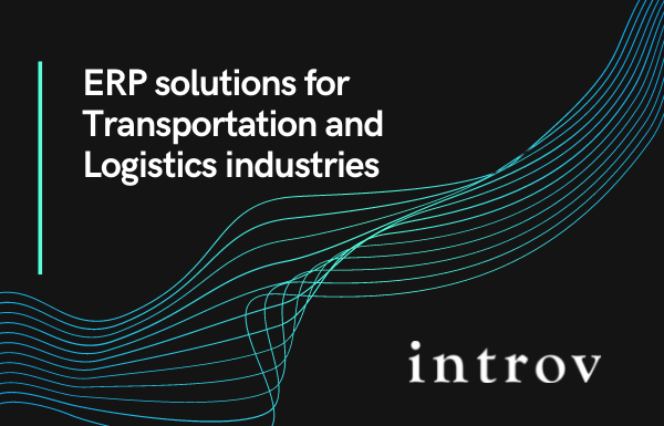 Why Oracle NetSuite's ERP solutions for Transportation and Logistics industries